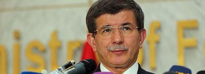 Davutoğlu: Türkiye Mısır'a benzemez