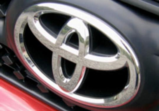 Toyota alkollü sürücüye kontak kapatacak