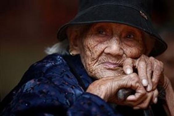 Çin'de 47 binden fazla 100 yaş üstü insan yaşıyor