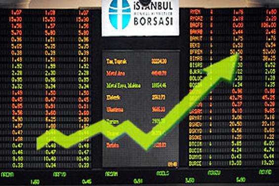 Borsa zirvedeki yatay seyrini sürdürüyor