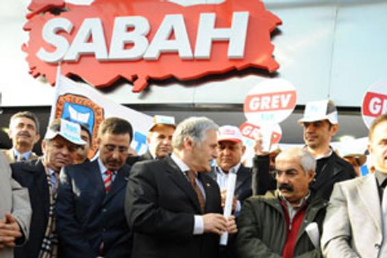 Turkuvaz Medya'da grev sona ermeyecek