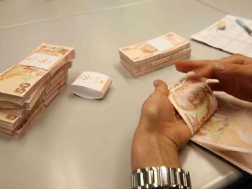 Bankacılık mevduatları 1 trilyon liraya yükseldi
