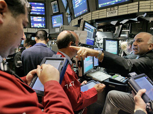 Wall Street rekora doymuyor