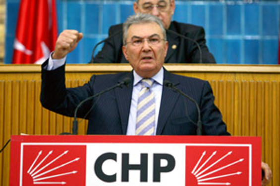 """""""Anayasa değişikliği Türkiye'nin değil, AKP'nin gündemi"""""""