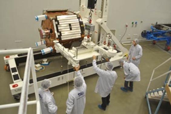 Göktürk-2 yarın uzaya fırlatılacak