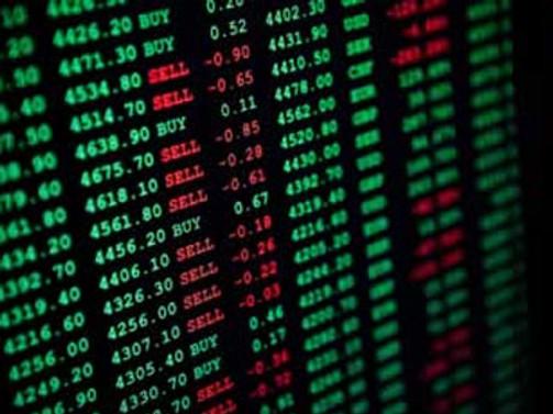 Bankalarda satış arttı, İMKB'de kayıp yüzde 1