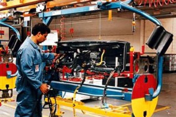 ABD'de imalat sanayi üretimi düştü