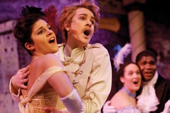 """""""Rigoletto"""" operası 20 Mayıs'ta prömiyer yapacak"""