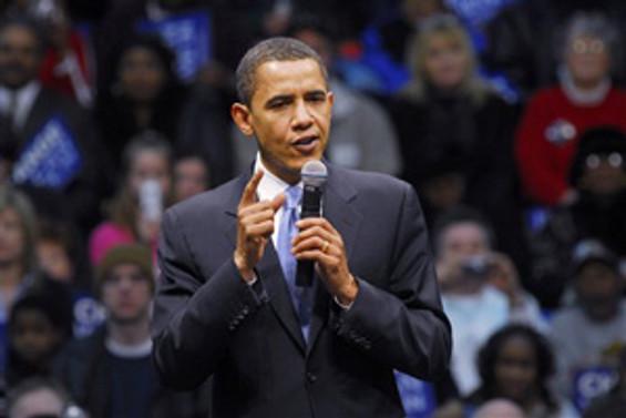 """Obama """"2012'de adayım"""" dedi"""