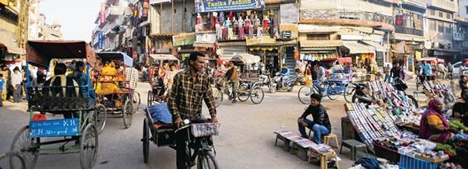 Hindistan'da büyüme 10 yılın en düşük seviyesinde