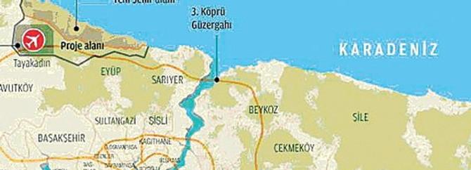 İstanbul'a 3. havalimanı ihalesi yarın