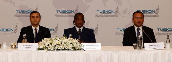 Kongo ile çifte vergilendirme kalkıyor