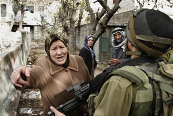 Doğu Kudüs savaş alanına döndü