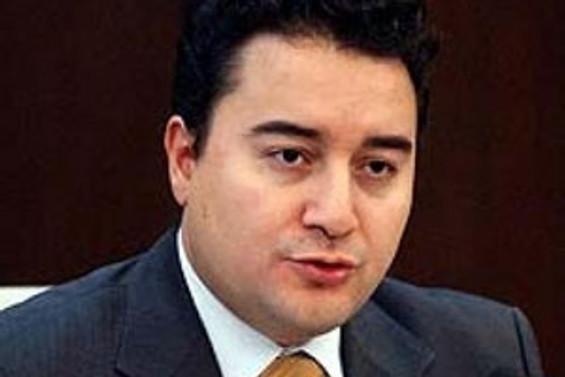 Babacan, reel sektör liderleriyle görüştü