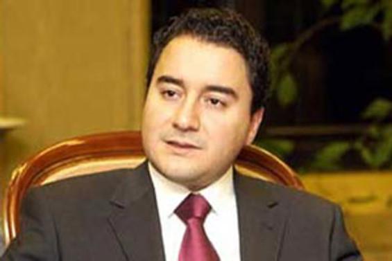 Babacan Kırgızistan'da Türk işadamlarıyla buluştu