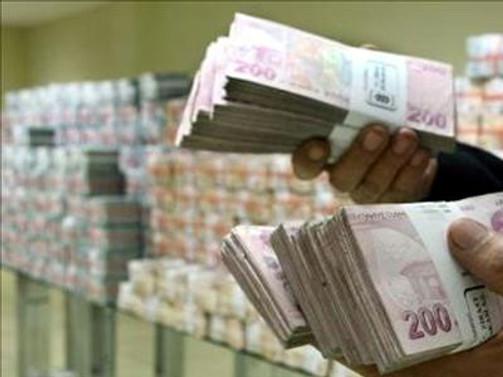 Emisyon hacmi 625,3 milyon lira azaldı