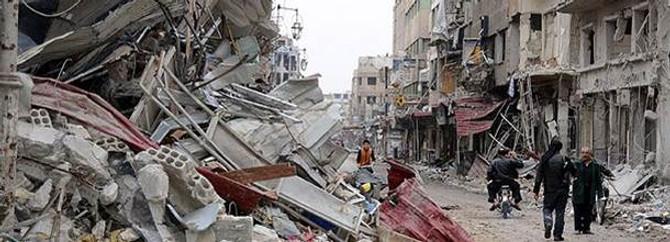 Şam'da okul saldırısında 8 çocuk hayatını kaybetti