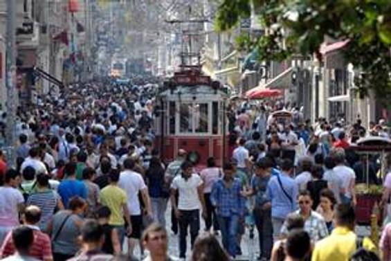 Türkiye nüfusunun yüzde 16,6'sı genç