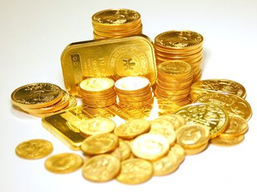 Altın rezervinde coştuk