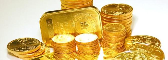 Darphane bir ve yarım gramlık yuvarlak altın üretimine hazır