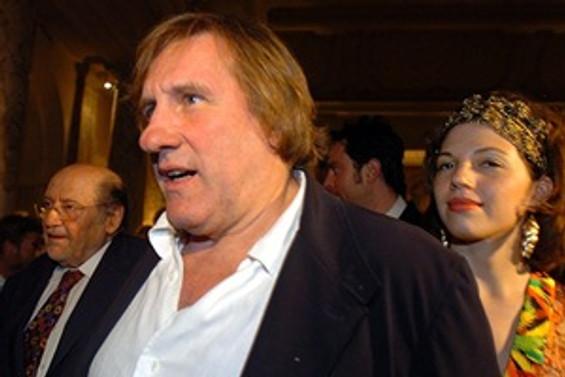 Depardieu artık 'resmen' Rus