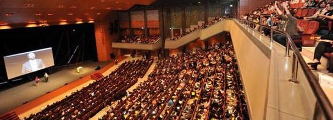 İstanbul, büyük kongreler sıralamasında lider