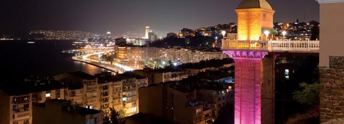 İzmir'in turist sayısı ilk çeyrekte düştü