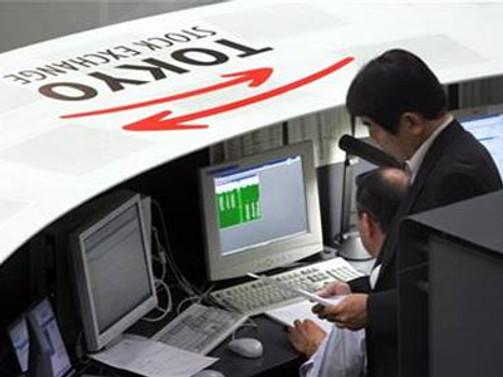 Tokyo Borsası'nda yüzde 7 kayıp
