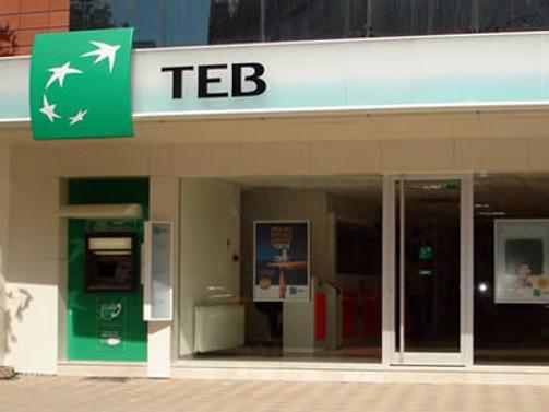 TEB'in 2012 yılı net karı 486 milyon lira