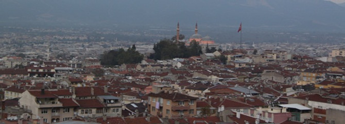 Bursa blends old and new in sprawling metropolis