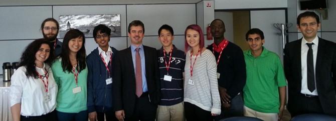 MIT öğrencilerinden AveaLabs ziyareti