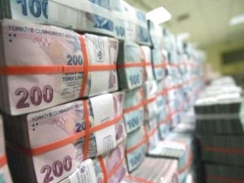 Hazine 6.73 milyar lira borçlandı