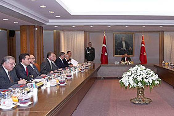 Milli Güvenlik, 21 Ağustos'ta toplanıyor