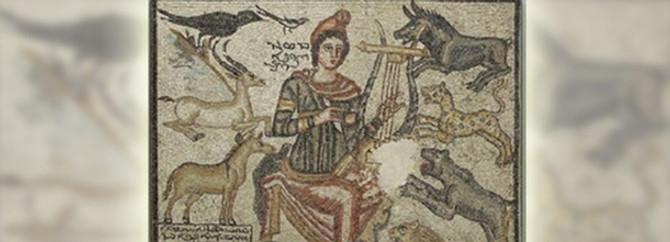 """""""Orpheus Mozaiği"""" evine döndü"""