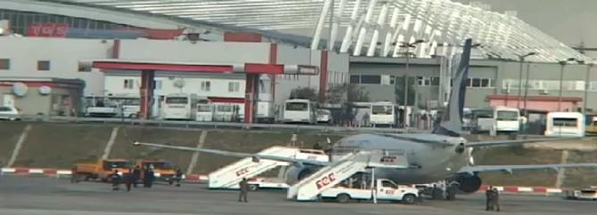 Mahkumlar İzmir'e ulaştı