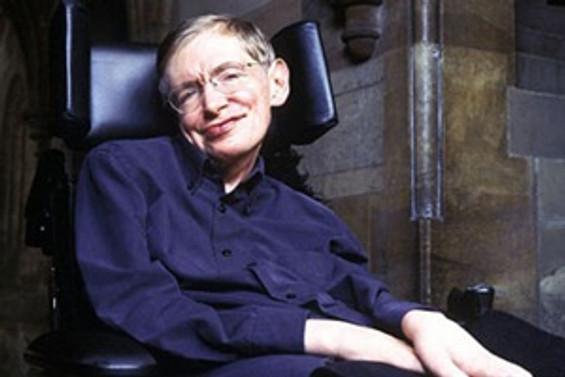 Hawking İsrail'i boykota katıldı