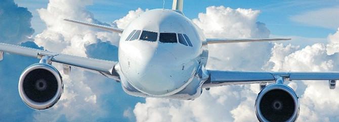 Hava trafiği ve yolcu sayısında artış sürüyor