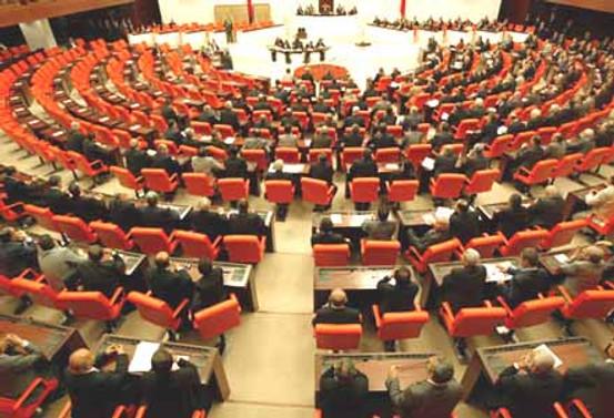 Meclis'te tatil öncesi yoğun mesai