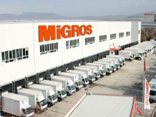 Migros'un satış geliri yüzde 11 arttı