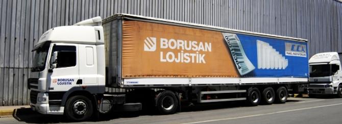 Balnak artık Borusan Lojistik'in