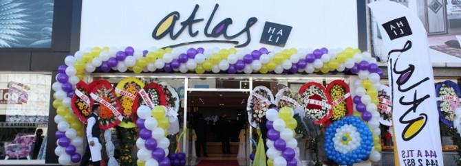 Atlas Halı, Masko'da açıldı