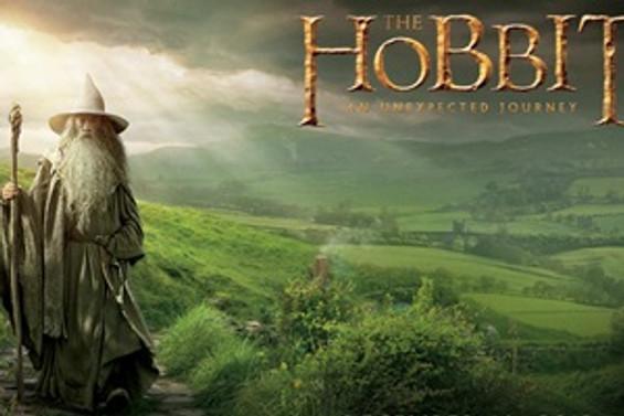 """""""Hobbit"""" milyar sınırını aştı"""