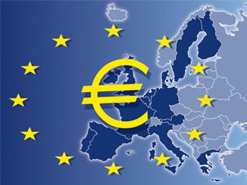 Euro Bölgesi'nde daralma yüzde 0.2 olarak teyit edildi