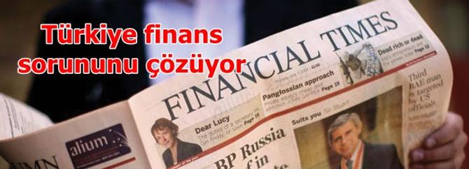 FT: Türkiye'de finansman bulmak kolaylaştı