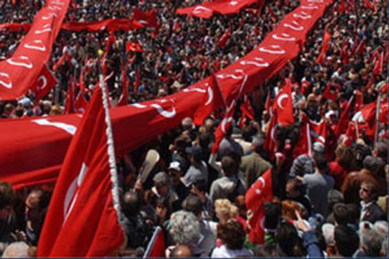 İzmir'de 'Cumhuriyet Mitingi' yapılacak