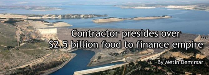 Contractor presides over $2.5 billion food to finance empire