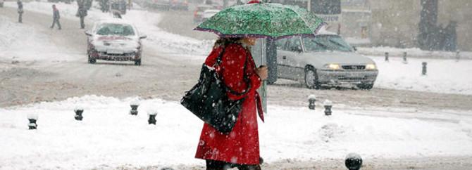Marmara'da kar alarmı