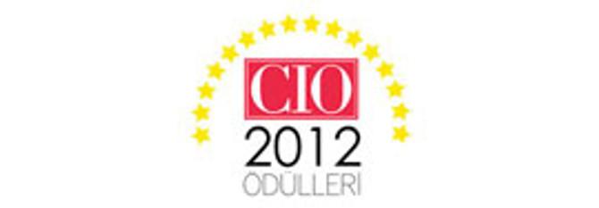 CIO ödülleri verildi