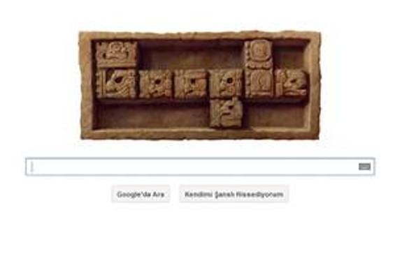 Maya Doodle'ı kıyameti işaret ediyor