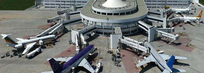 Antalya Havalimanı'nın yolcu trafiği arttı